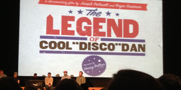 Legend of Cool Disco Dan, Roger Gastman, Joseph Pattisall & Henry Rollins