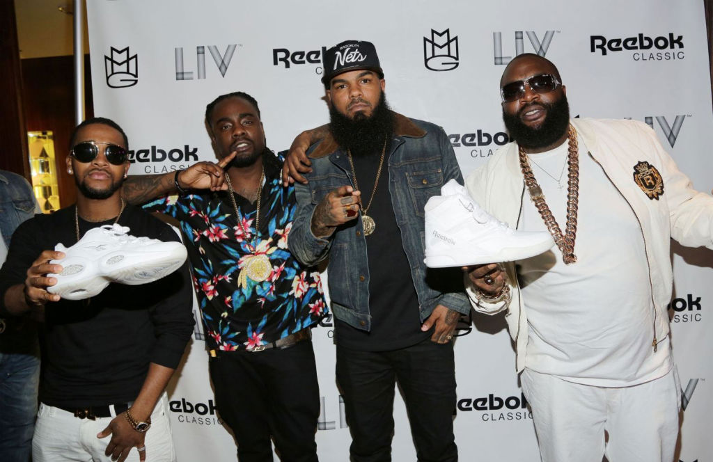 Rick Ross White Party
