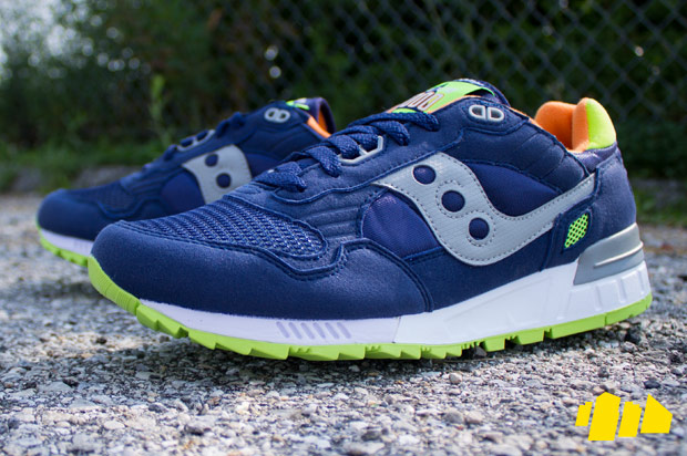Saucony Shadow 5000 Blue/Citron