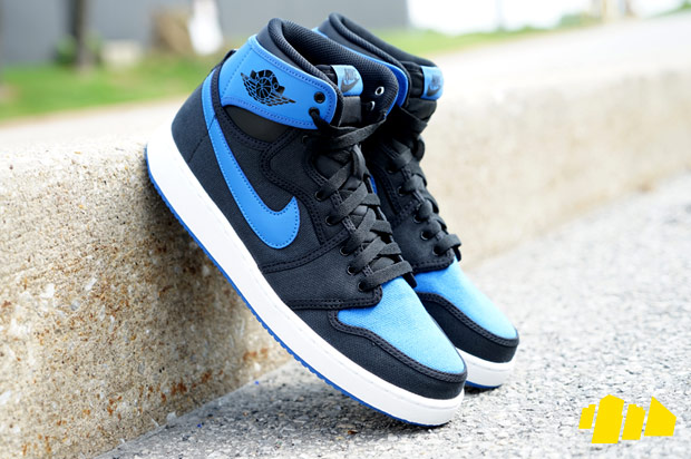 Air Jordan 1 Retro KO High OG Sport Blue Black