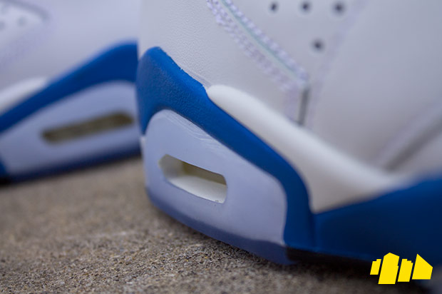 Air Jordan 6 Retro Sport Blue